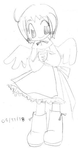 【オリジナル】 天使ちゃん 04_11_18