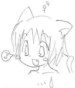 【オリジナル】 猫耳 04_12_11