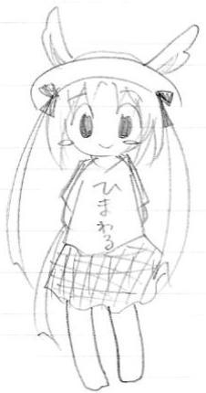 【オリジナル】 ひまわる 2004年