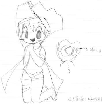 【オリジナル】 花の妖精 2004年