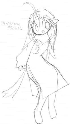 【オリジナル】 滝の妖精 2004年
