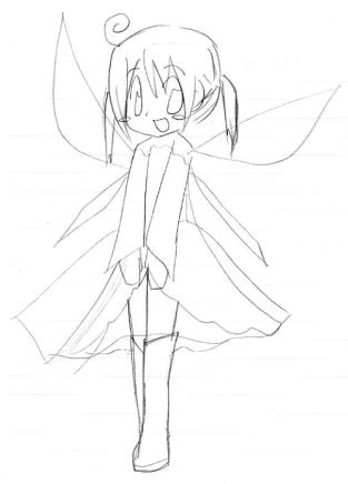 【オリジナル】 妖精 2004年