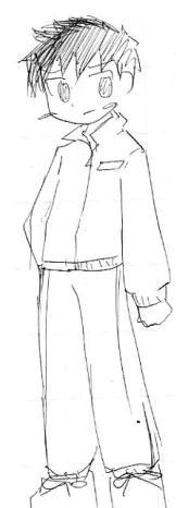 【オリジナル】 短髪 2005年