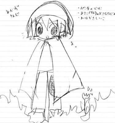 【童話+オリジナル】 赤ずきん♂ 2005年