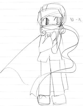 【それいけ!アンパンマン】 ロールパンナ 2005年