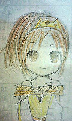 【オリジナル】 姫 08.10.03