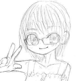 【オリジナル】 眼鏡 2007年