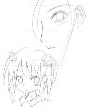 【オリジナル】 少女漫画風? 2008年