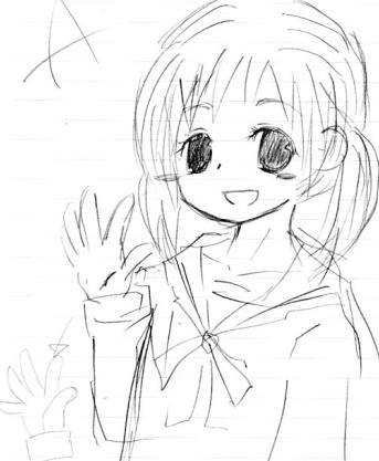 【オリジナル】 女学生 2007年