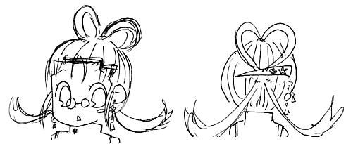 【オリジナル】 髪型遊び 2008年 5