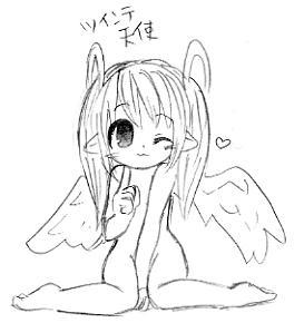 【オリジナル】 二輪天使 2