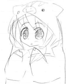 【干支+オリジナル】 瓜子 2006年12月 5