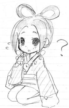 【逆転裁判】 はみちゃん 2007年