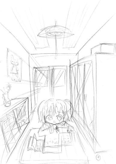 【オリジナル】 勉強子 09.07.17