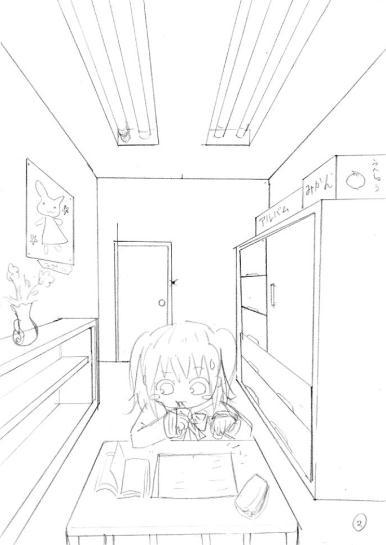 【オリジナル】 勉強子 09.07.17 2