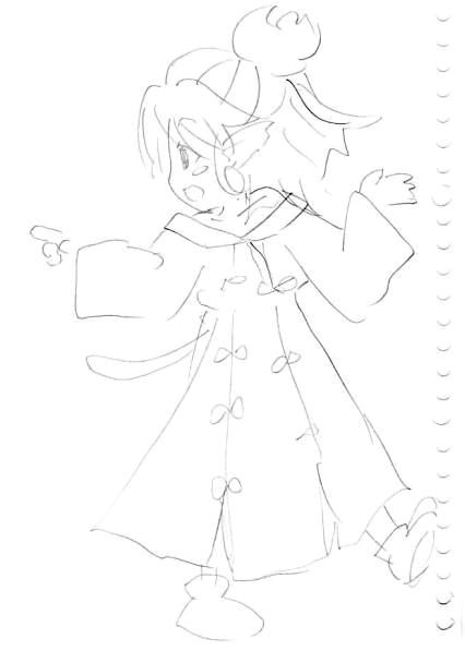 【オリジナル】 魔法使い 2009年春