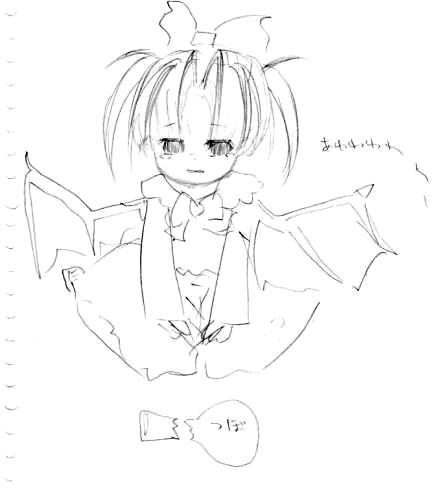 【オリジナル】 悪魔幼女 2009年春