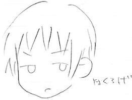 【涼宮ハルヒの憂鬱】 キョン 2009年春