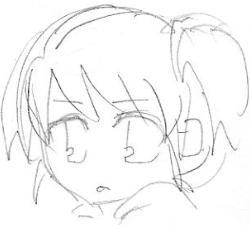 【涼宮ハルヒの憂鬱】 キョンの妹 2009年春