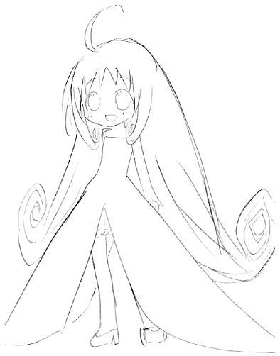 【オリジナル】 くる姫 2009年