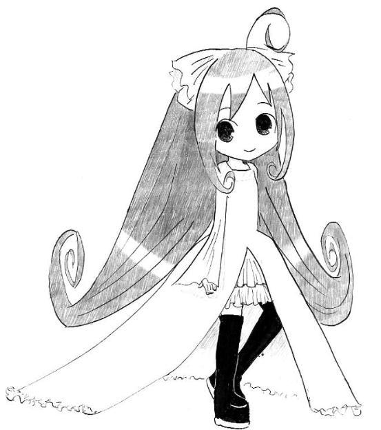 【オリジナル】 くる姫 2009年 2