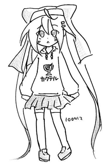 【オリジナル】 ハルハル 10_09_12