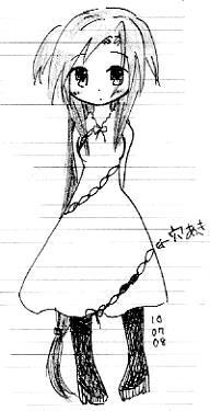 【オリジナル】 わん子 10_07_08
