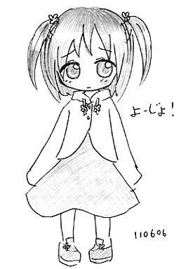 【オリジナル】 幼女 11_06_06