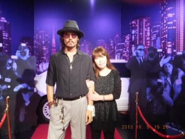 ジョニーと私
