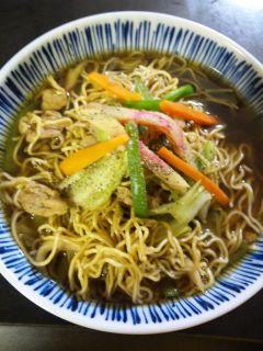 栃木スープやきそば
