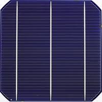 単結晶太陽電池セル
