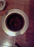 洗濯排水鉄トラップ