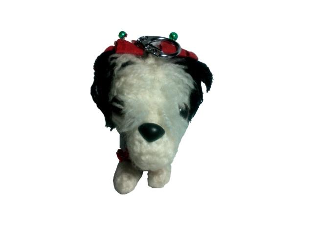 愛犬に似せてキーホルダーM001-1