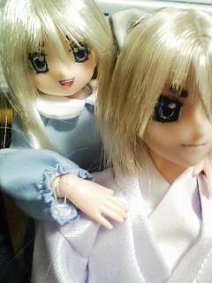 蒼龍&狗姫