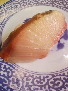 寿司・寒ブリ