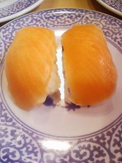 寿司・サーモン