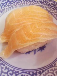 寿司・サーモンハラス