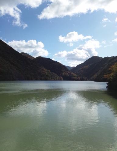 dam-lake