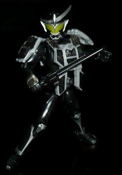 仮面ライダー鎧武・闇 ブラックジンバーアームズ