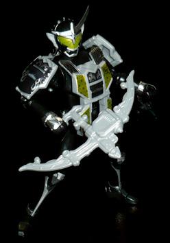 仮面ライダー鎧武・闇 ジンバーレモンアームズ