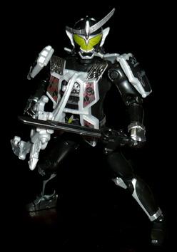 仮面ライダー鎧武・闇 ジンバーチェリーアームズ