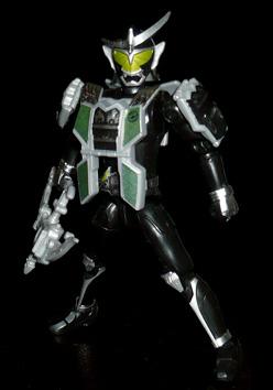 仮面ライダー鎧武・闇 ジンバーメロンアームズ