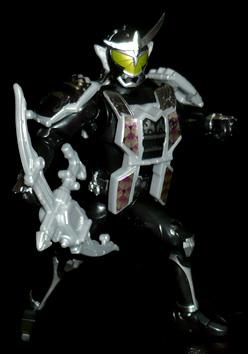 仮面ライダー鎧武・闇 ジンバーピーチアームズ