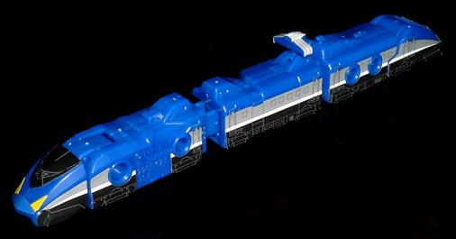 烈車 ブルーレッシャー