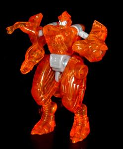 ダイノボットマイクロン アイヴァン ロボットモード