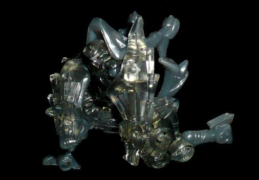 マイクロン カーニバック ロボットモード