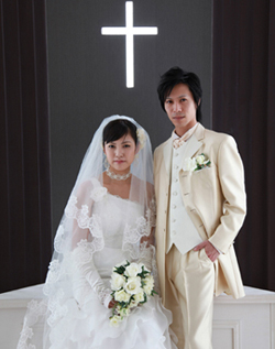 婚礼写真2