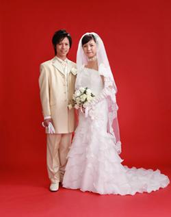 婚礼写真1
