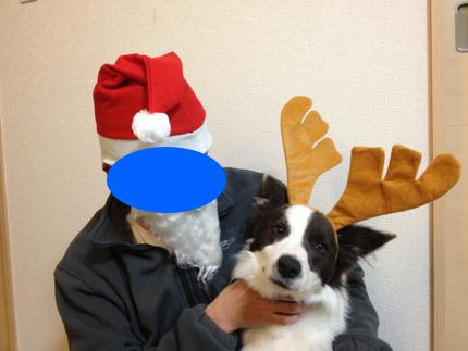 昨年のクリスマス