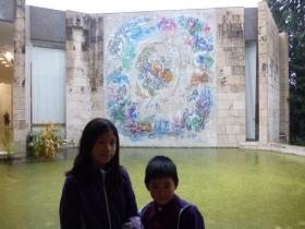 シャガール美術館1